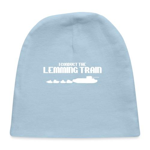 Lemming Train - Baby Cap