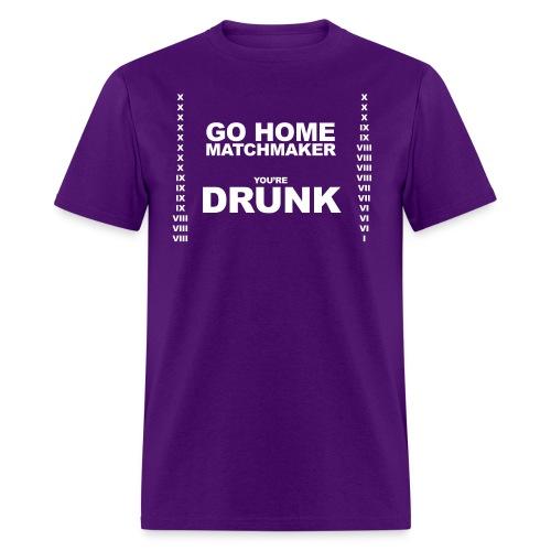 Drunk Matchmaker (Women) - Men's T-Shirt