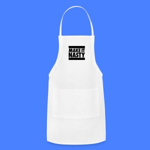 Make It Nasty Phone & Tablet Covers - Adjustable Apron