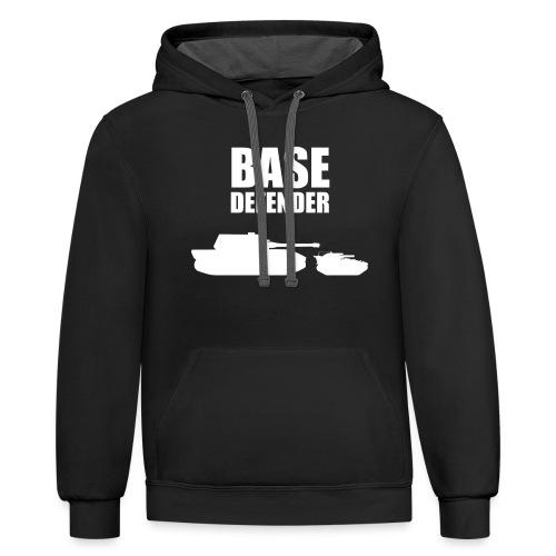 Base Defender (Women) - Contrast Hoodie