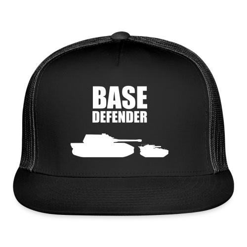 Base Defender (Women) - Trucker Cap