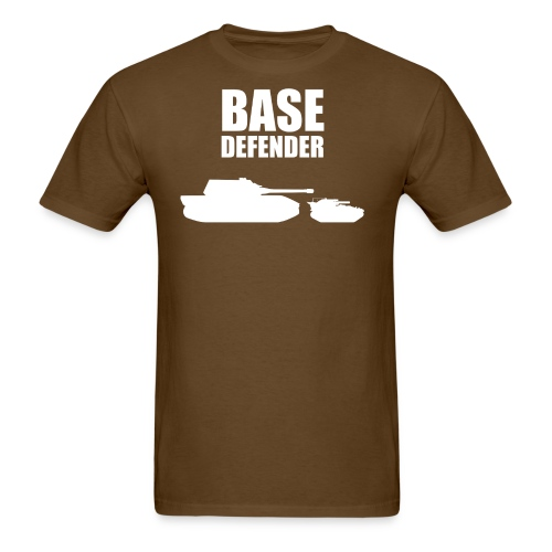 Base Defender (Women) - Men's T-Shirt