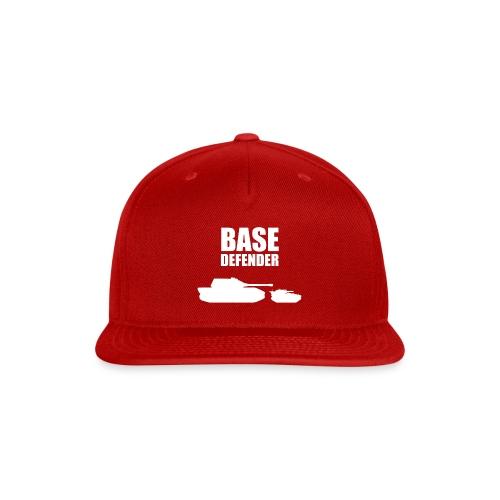 Base Defender (Women) - Snap-back Baseball Cap