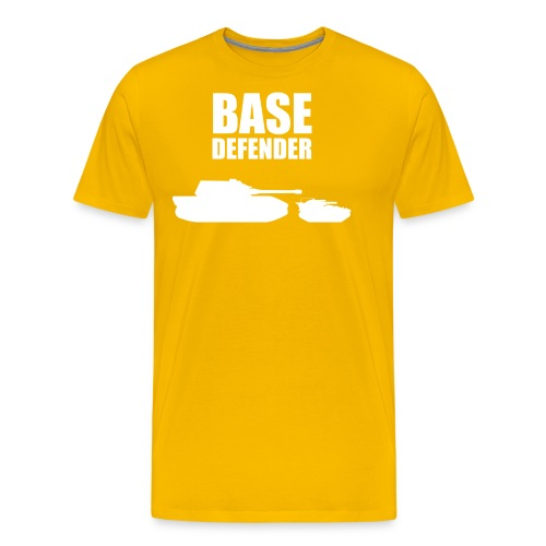 Base Defender (Women) - Men's Premium T-Shirt
