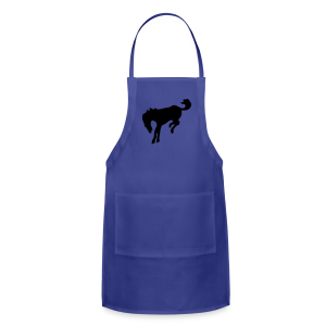 Kickin' Broncoz - Mens - Adjustable Apron