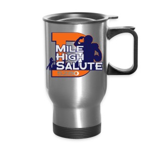 Mile High Salute - Mens - Travel Mug