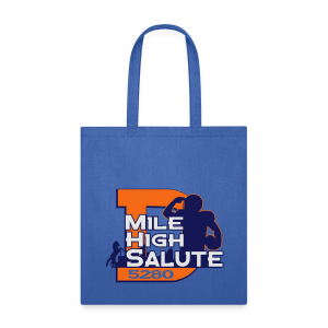 Mile High Salute - Mens - Tote Bag