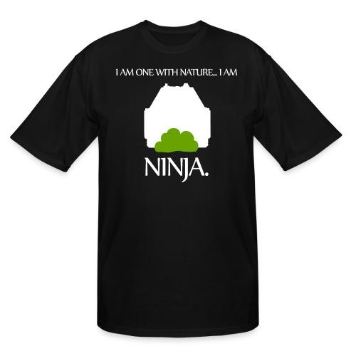 Ninja - Men's Tall T-Shirt