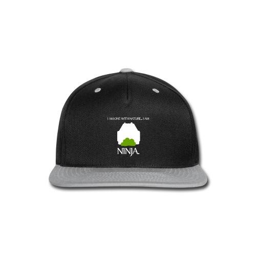 Ninja - Snap-back Baseball Cap