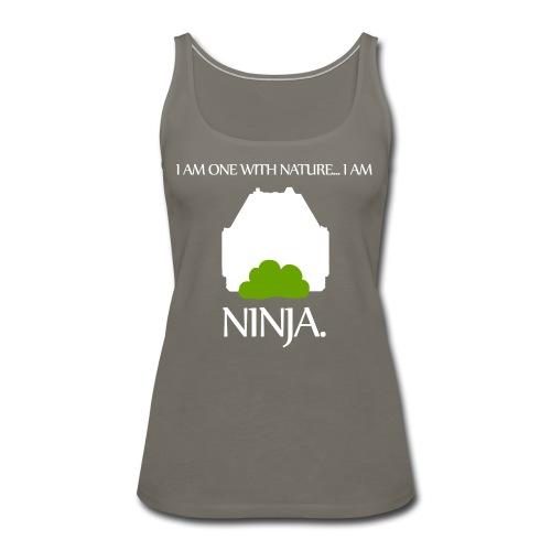 Ninja - Women's Premium Tank Top