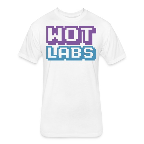 WoTLabs - Fitted Cotton/Poly T-Shirt by Next Level