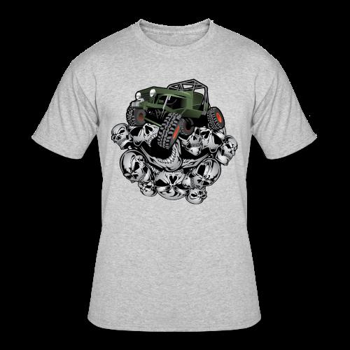 Grim Jeep - Men's 50/50 T-Shirt