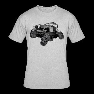 grey jeep shirt - Men's 50/50 T-Shirt