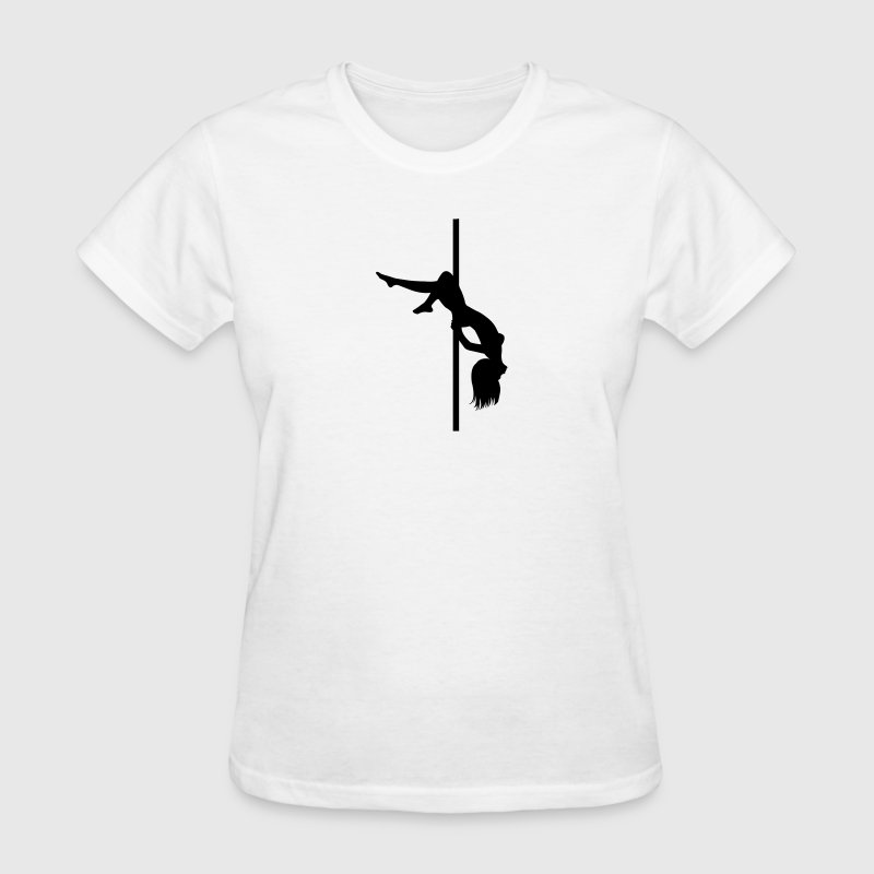 Stripper - Pole Dancer - Nude - Sexy - Strip Club Women's T-Shirts - Women's T-Shirt