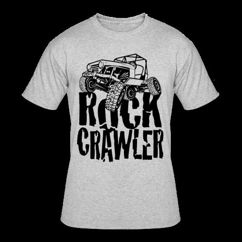 Rock Crawling Jeep - Men's 50/50 T-Shirt