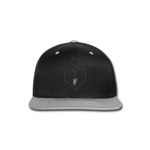 From Arty With Love (Women) - Snap-back Baseball Cap