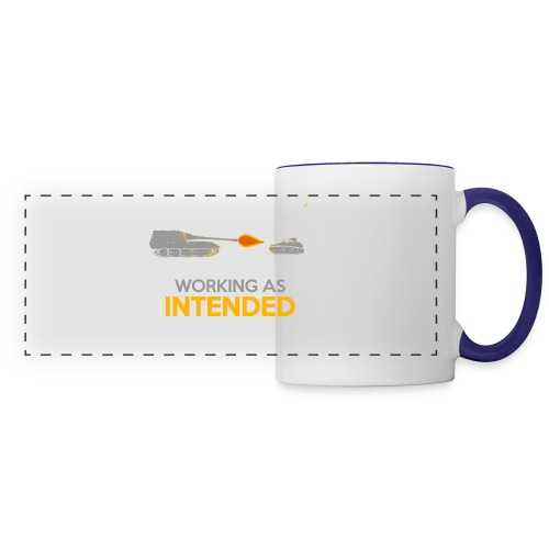 Working as Intended - Panoramic Mug