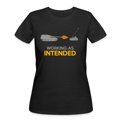 Working as Intended - Women's 50/50 T-Shirt