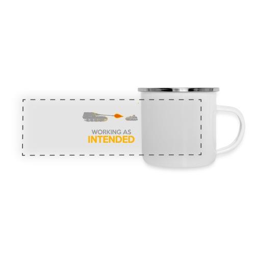 Working as Intended - Panoramic Camper Mug