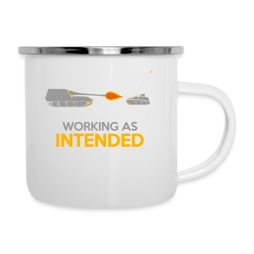 Working as Intended - Camper Mug
