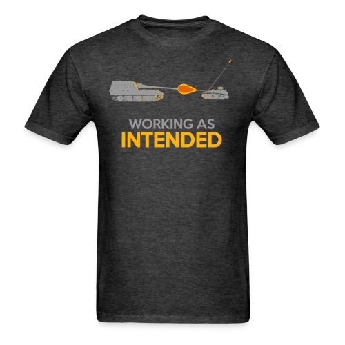 Working as Intended - Men's T-Shirt