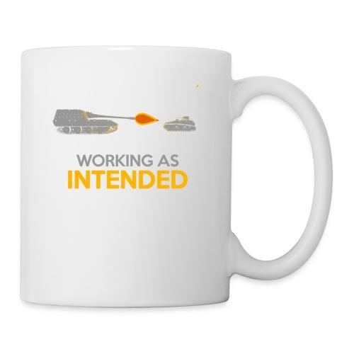 Working as Intended - Coffee/Tea Mug