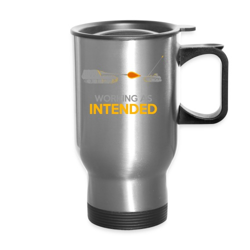Working as Intended - Travel Mug