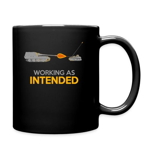 Working as Intended - Full Color Mug