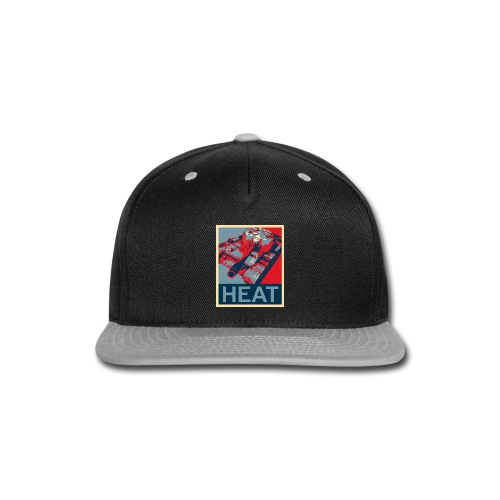 HEAT (Women) - Snap-back Baseball Cap