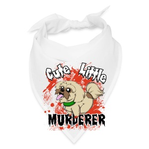Cute Little Murderer - Bandana