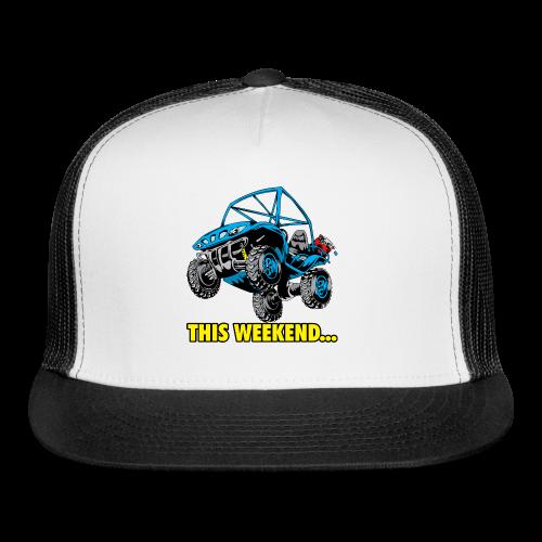 UTV This Weekend... - Trucker Cap