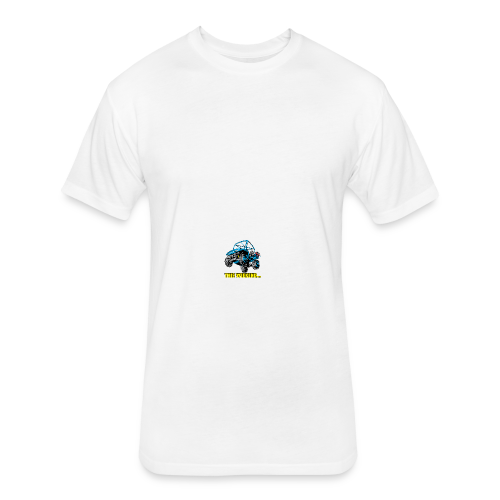 UTV This Weekend... - Fitted Cotton/Poly T-Shirt by Next Level