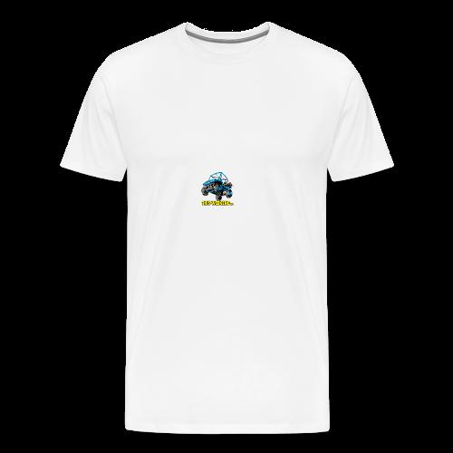 UTV This Weekend... - Men's Premium T-Shirt