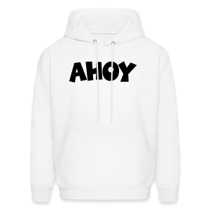 Ahoy T-Shirt (White/Black) Men - Men's Hoodie