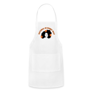 Women's Natural In Every Way T-Shirt - Adjustable Apron