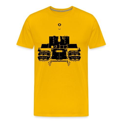 TOG II* Brown - Men's Premium T-Shirt