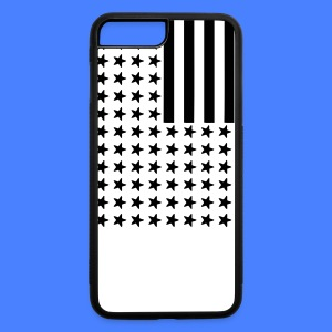 Inverted Flag Phone & Tablet Covers - iPhone 7 Plus/8 Plus Rubber Case