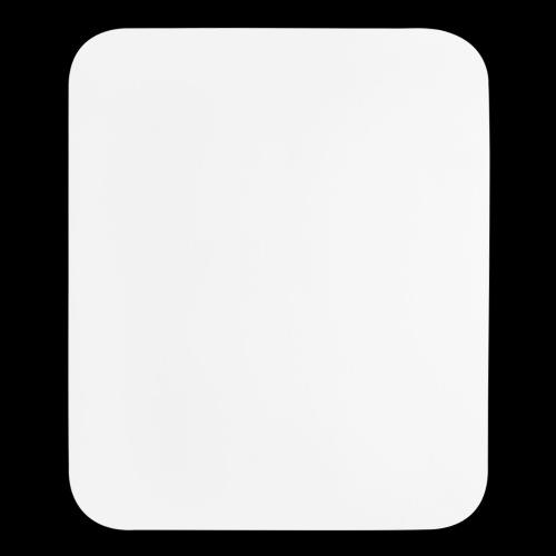 tMP White Bat - Mouse pad Vertical