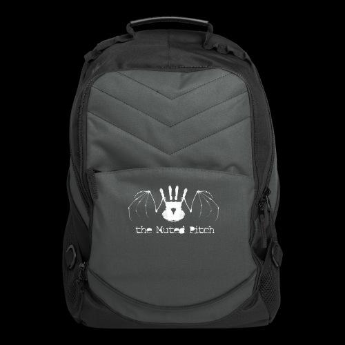 tMP White Bat - Computer Backpack