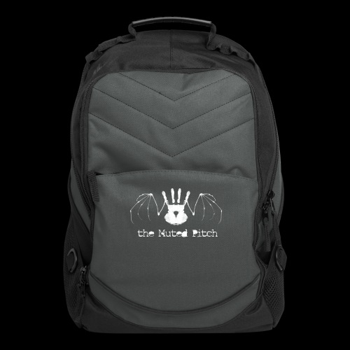 tMP White Bat - Computer Backpack