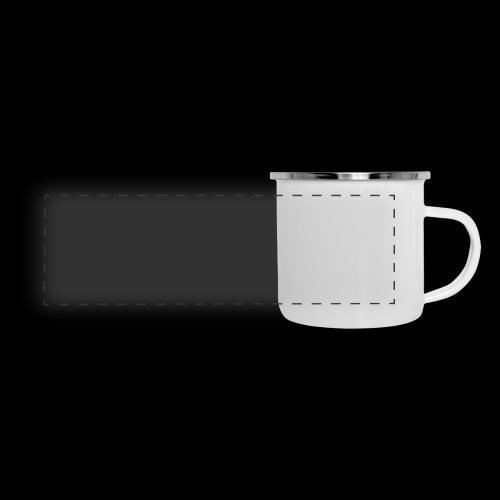 tMP White Bat - Panoramic Camper Mug