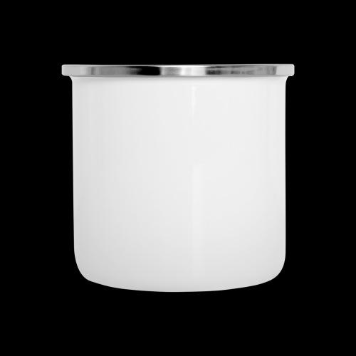 tMP White Bat - Camper Mug