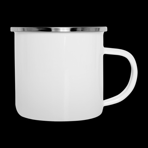 tMP White Bat - Camper Mug