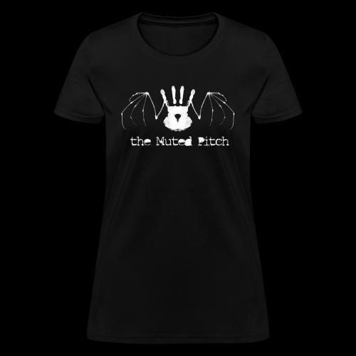 tMP White Bat - Women's T-Shirt