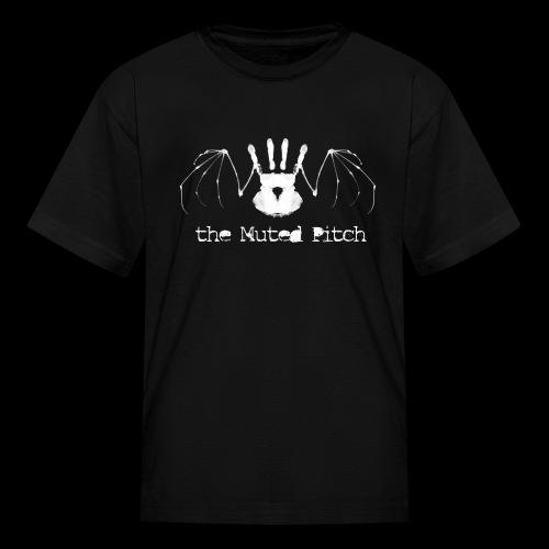 tMP White Bat - Kids' T-Shirt