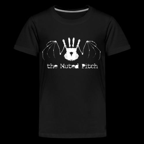 tMP White Bat - Kids' Premium T-Shirt