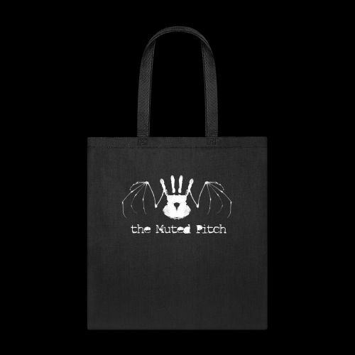 tMP White Bat - Tote Bag