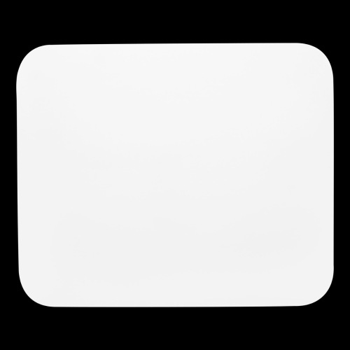 tMP White Bat - Mouse pad Horizontal