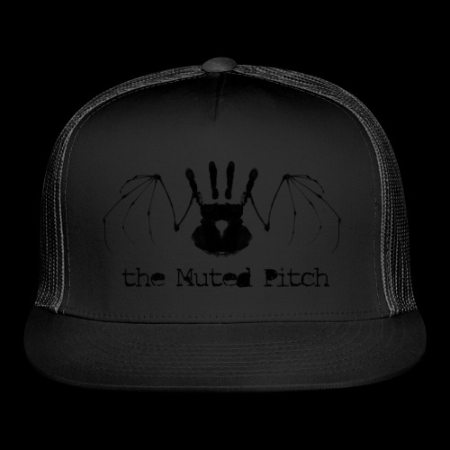tMP Black Bat - Trucker Cap