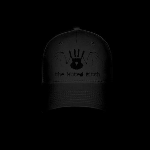 tMP Black Bat - Baseball Cap
